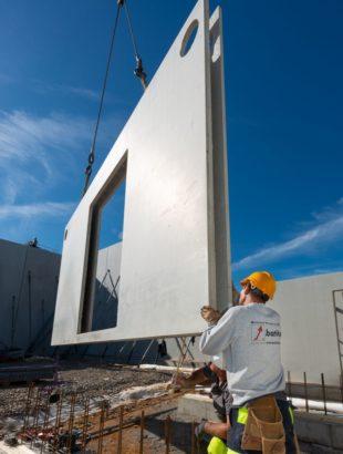 Batitec batiments commerciaux construction