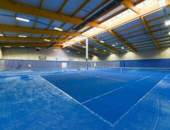 Tennis batitec construction renovation ser2910