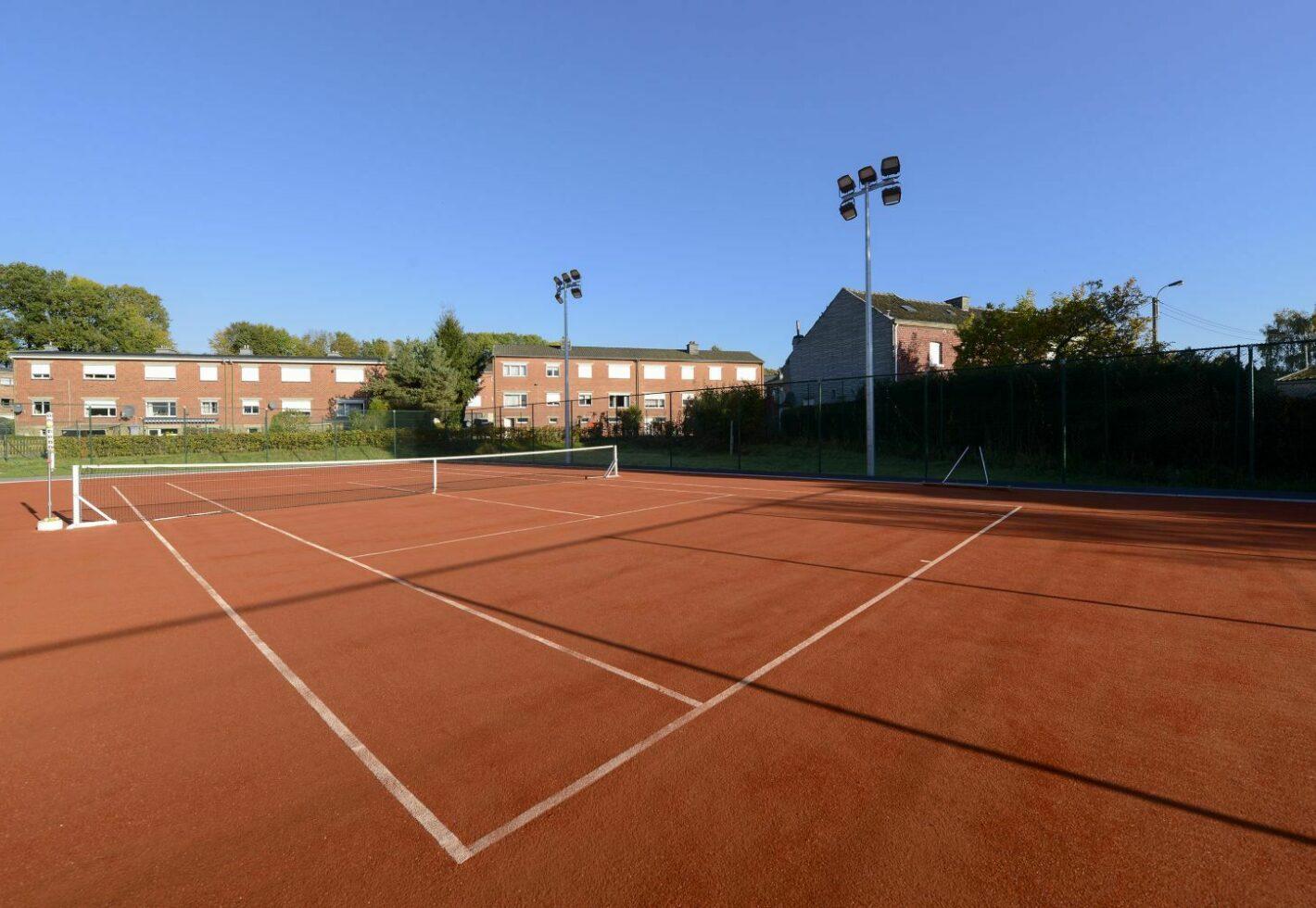 Tennis batitec construction renovation ser3010